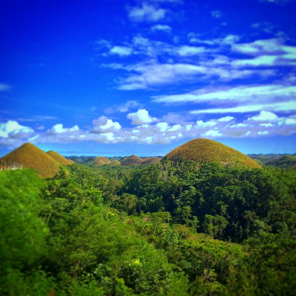 Chocolate Hills @ Bohol I land
